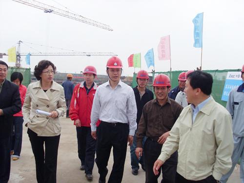 公司新闻 公司新闻详细           高新区创业中心工程是青岛市高新区