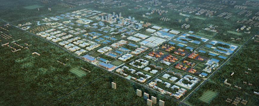 企业自由港是青建集团与青岛保税港区共同合作开发的